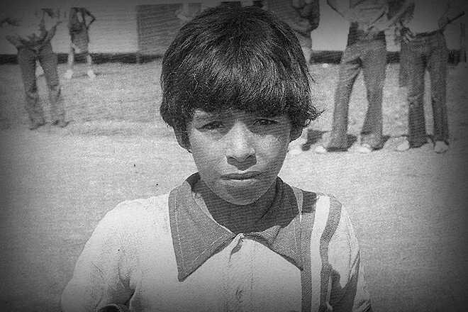 Diego Maradona Biography