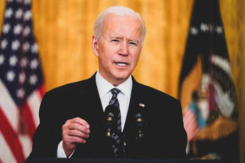 Biden Eyes Victory to Send Checks to Millions of Americans