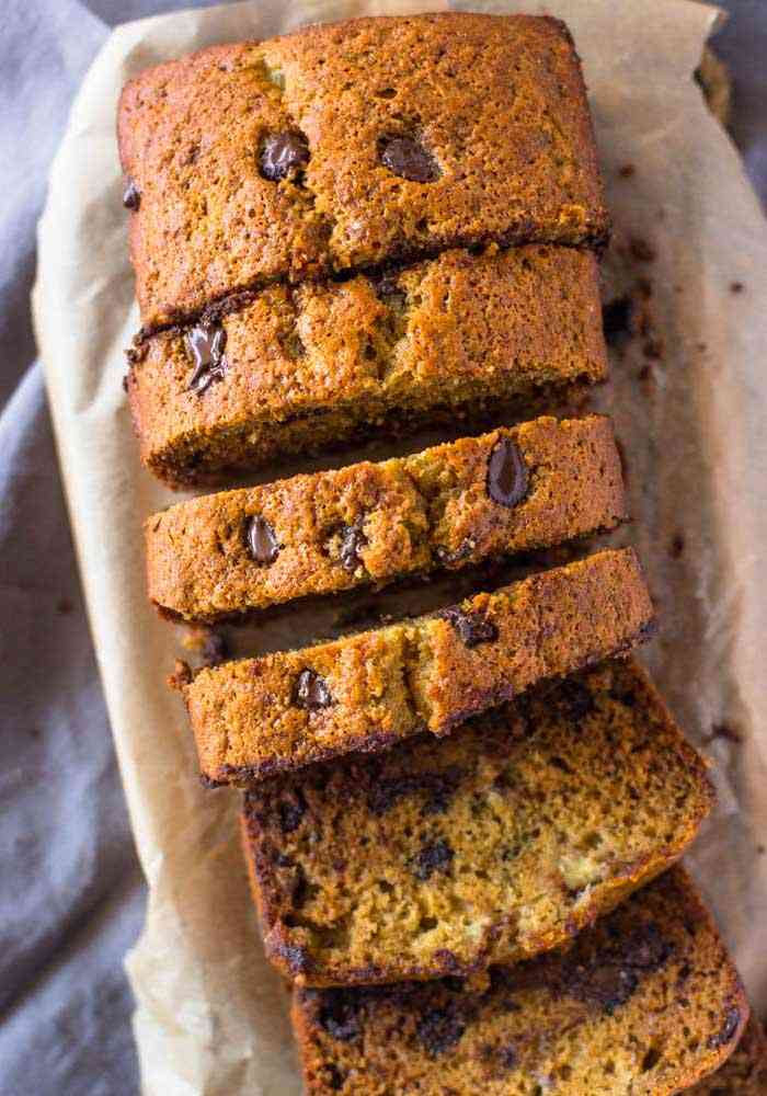 Top Brunch dishes: Healthy Banana Bread