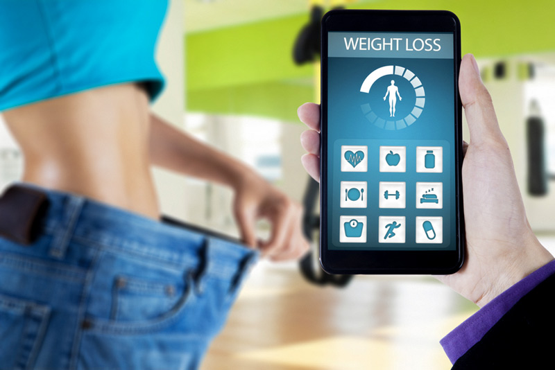 weight loss apps in mobile