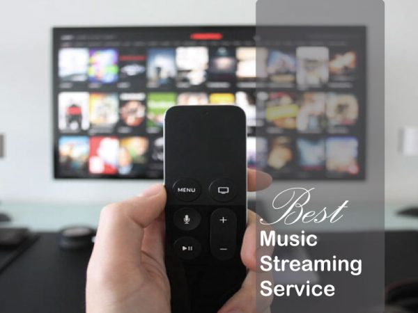 Best music streaming service