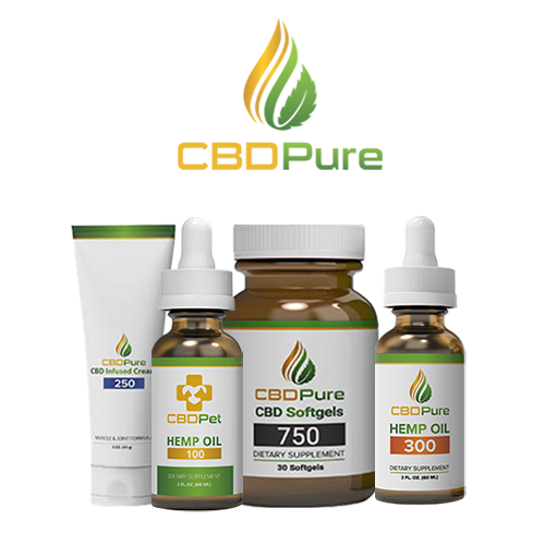 CBD Pure Products