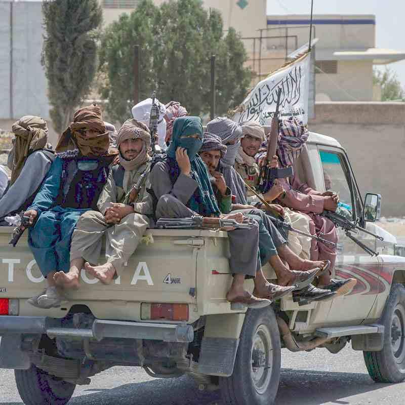 Destiny of Afghans
